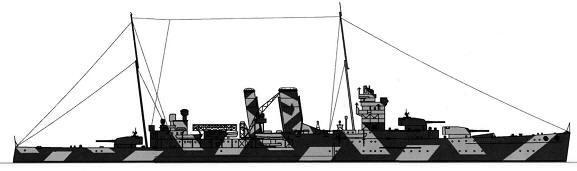 <i>York</i> 1941